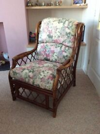 2 Conservatory Armchairs