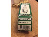 Robocal Caleffi 502649 15mm bottle air vent NEW UNUSED