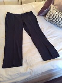 Golfing trousers full length by Green Lamb