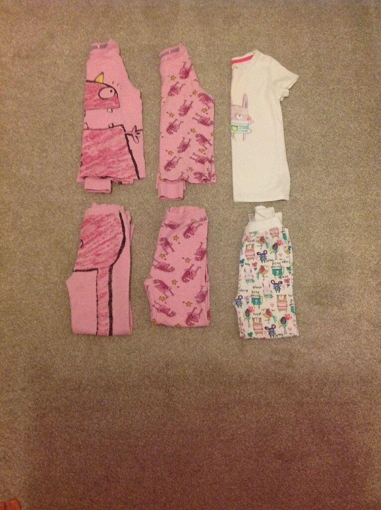 3 Next pyjamas 1 Asda dressing gown bundle   in Peterlee, County ...