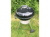 """Weber 18"""" charcoal BBQ used"""