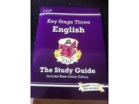 CGP - Key Stage Three - English - The Study Guide