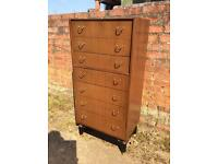 Teak g plan Chest Of drawers