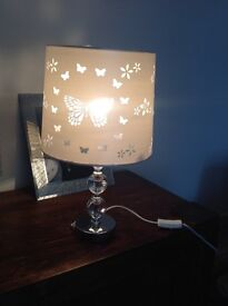 Beautiful table lamp, as new only £10