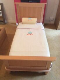 Oregano cot bed