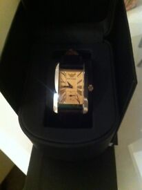 Ladies or men's Armani watch