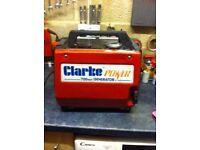 Clarke G900 Silent Suitcase Generator. 700 Watt, 4 Stroke.