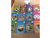 Oxford Reading Tree Books (stage 11+) - Biff, Chip and Kipper