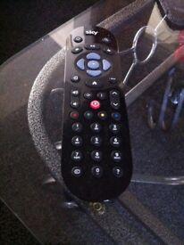 Sky q remote control