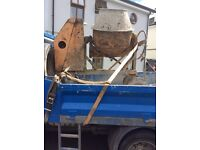 Lister cement mixer working perfectly £750