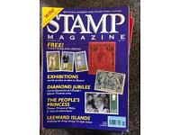 Stamp magazines