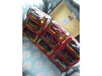 Selection of Die Cast Cars Scale1/43