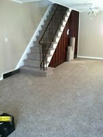 REPAIRS and RESTRECHING installation carpet //estimation free