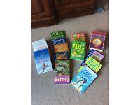 Mixture of popular Adult & Childrens books...