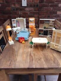 Vintage sindy furniture