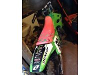 Kx80 Cr80 and more