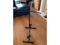 Tiger foldable Double Bass Stand --£10