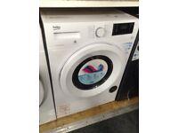 Beko 7/5kg washer dryer. White. £320 RRP £369 new/graded 12 month Gtee
