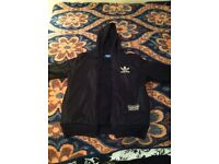 EXCELLENT CONDITION ADIDAS CHILE 62 COAT/JACKET SIZE SMALL HOODIE