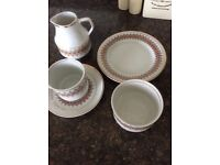 Retro 20 piece Coffee Set