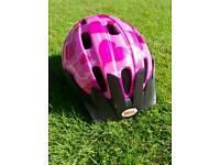 Girls cycling helmet