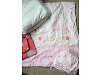 Baby/toddler Full Bedding set