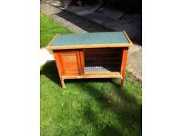 rabbit or gynnie pig hutch