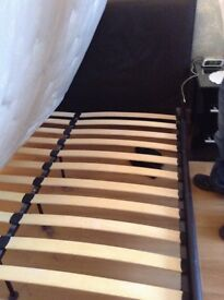 King size bed frame for sale .