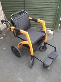 Rollz motion walker/wheelchair