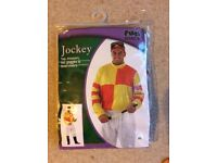 Jockey Fancy Dress in XL