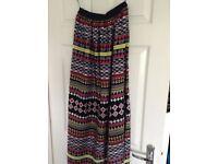 Woman's summer skirt