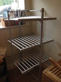 Lakeland dry soon 3 tier heated airer