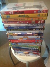 Family DVDs -24, all genuine and immaculate