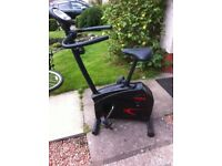 York Fitness Exercise Bike and Body Sculpture Cross Trainer