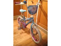 "Disney Frozen 14"" Bike"