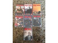 Sopranos box set - The Complete Series DVDs
