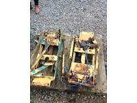 Selection of Ford 4000 4610 4600 2000 3000 Massey Ferguson 165 188 565 590 690 etc Pickup hitches