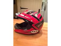 Fly FL-606 full face ATV motor cross full face crash helmet