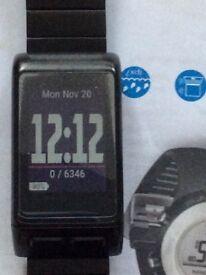 Garmin Vivoactive Heart Rate Monitor smart watch fitness tracker