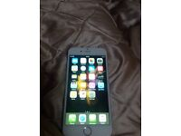 Silver iPhone 6 on 02 and tesco £229