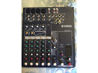 Yamaha MG82cx 8 Channel Mixer with FX