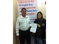 ENGLISH CLASSES (reading, writing, speaking and listening)