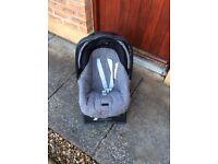 Car seat for newborn