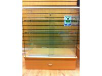 GLASS DISPLAY COUNTER IN EXCELLENT CONDITION £145