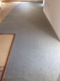 Good quality carpet with underlay