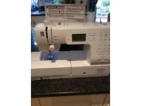 Semi industrial sewing machine( silver 20 HD)