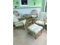 Conservatory furniture ( bamboo ) High quality