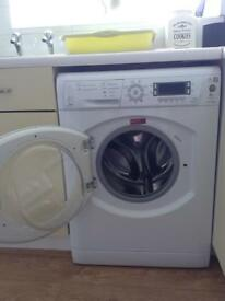 8kg hotpoint washing machine