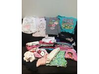 Bundle girls clothes 4-5 5-6 yrs
