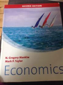 Economics. Study book